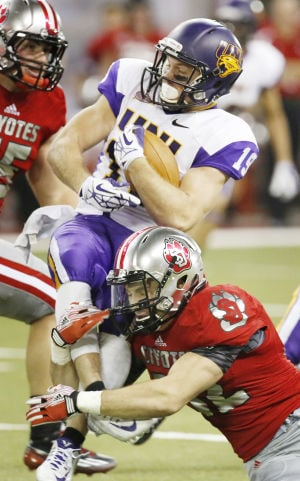 Photos: UNI at South Dakota football