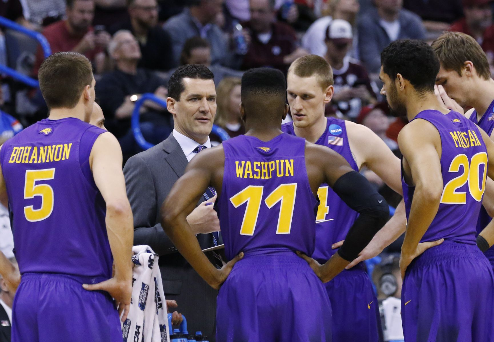 UNI basketball: Panther program in a good place | Men's Basketball ...