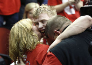 Photos: NCAA D1 Wrestling in Des Moines