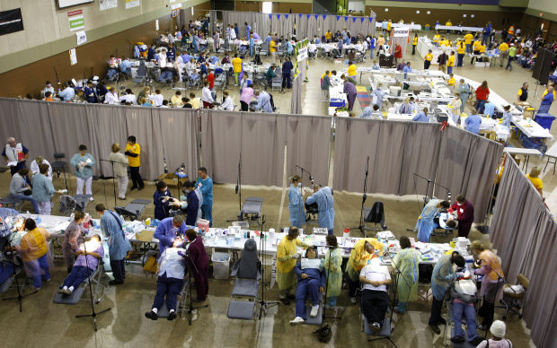 Free Dental Clinic Will Bring Hundreds To Area