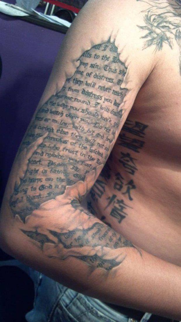 archangel tattoo edmonton