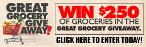 Great Grocery Giveaway - 300