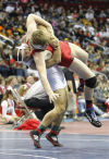 ISU wrestling: Harrington suspended indefinitely