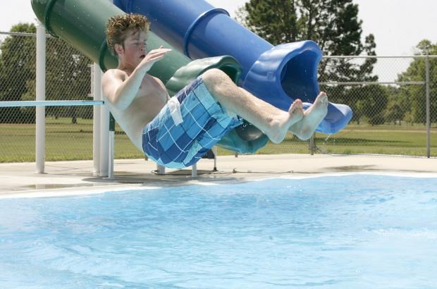 Waterloo pools near end of useful life - Decorah municipal swimming pool decorah ia ...