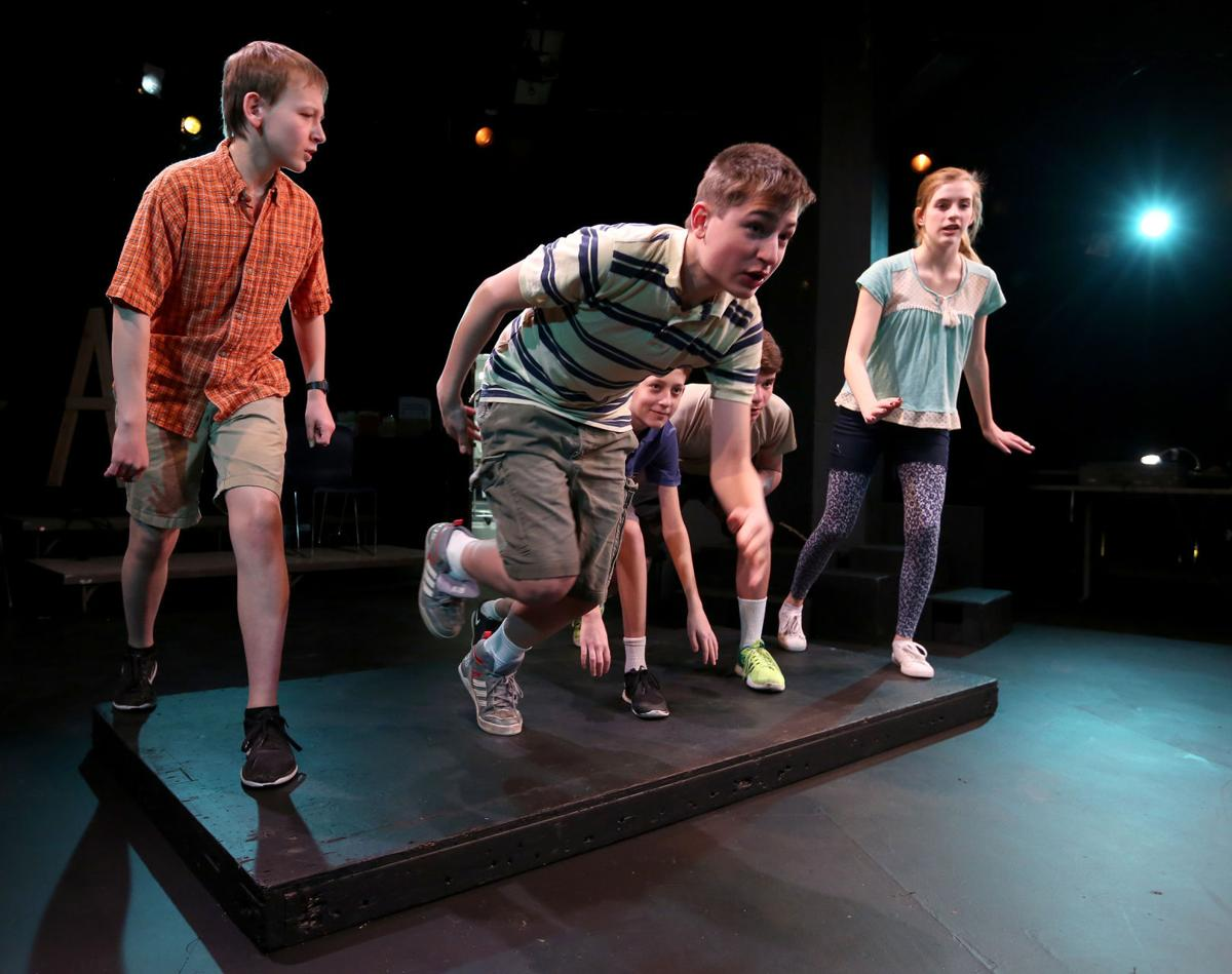 Friendship, loss explored in Black Hawk Children's Theatre ...