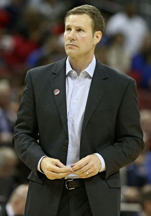 Iowa State coach Fred Hoiberg released from hospital
