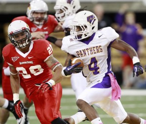 UPDATE: UNI falls to Redbirds, 33-21