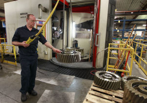 Iowa earns 'A' as manufacturing state