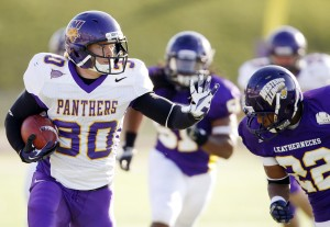 Photos: UNI vs Western Illinois Saturday, Nov. 3, 2012