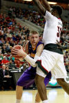 UNI's Seth Tuttle wins 2nd team consensus All-America honors