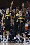 NIT Iowa Virginia Basketball