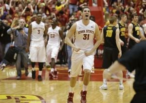 Photos: Iowa-Iowa State