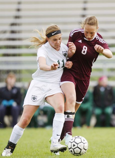 Prep girls' soccer: Columbus charges past West