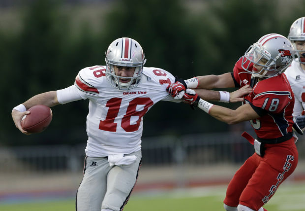 Grand View captures NAIA football championship | Football ...