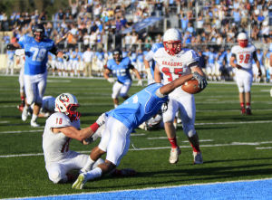 Photos: Upper Iowa v  MSU-Moorhead football Sept. 6, 2014
