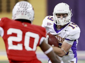 Photos: UNI vs Illinois State Saturday, Oct. 27, 2012