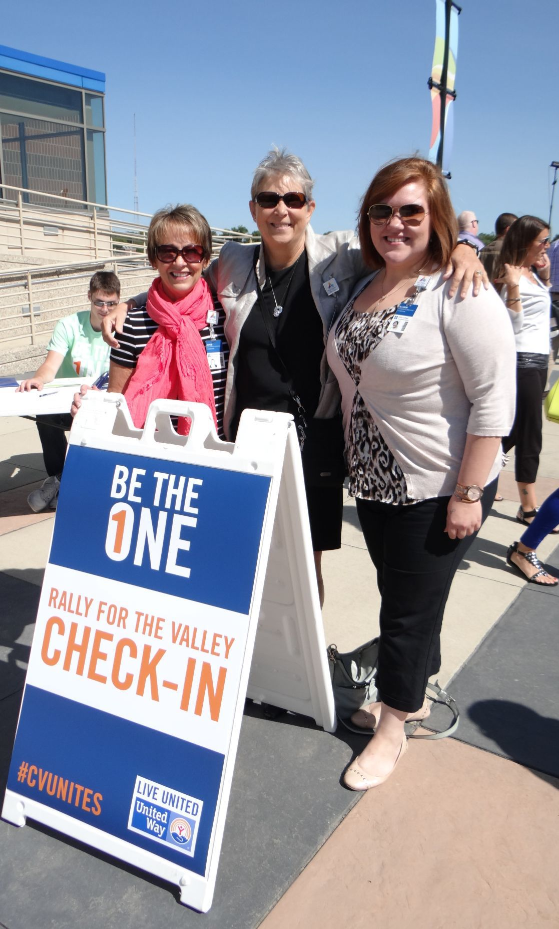 United Way Rallies for the Valley