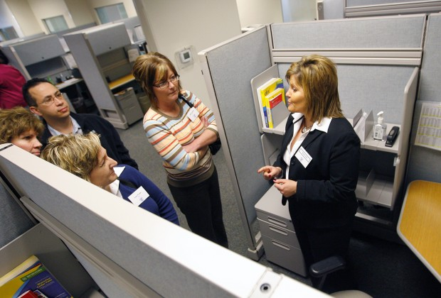 Social security office celebrates grand opening - Local social security administration office ...