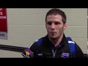 Six UNI Wrestlers in Hunt for 2014 All-American title