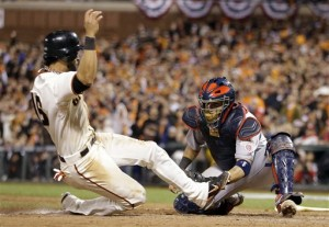 Photos: Giants advance to the World Series