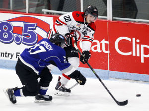 Photos: Black Hawks vs. Fargo Force, Sept. 26