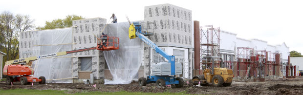 Waterloo Cedar Falls Construction Activity Starts Slow