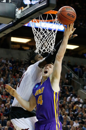 Photos: UNI in the NCAA Tournament 2015