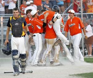 Photos:  Substate Baseball Oelwein vs Waukon    July 20, 2011