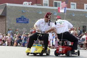 Photos: Independence 4th of July parade