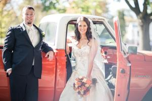Congratulations, Evan and Amanda Fesenmeyer!