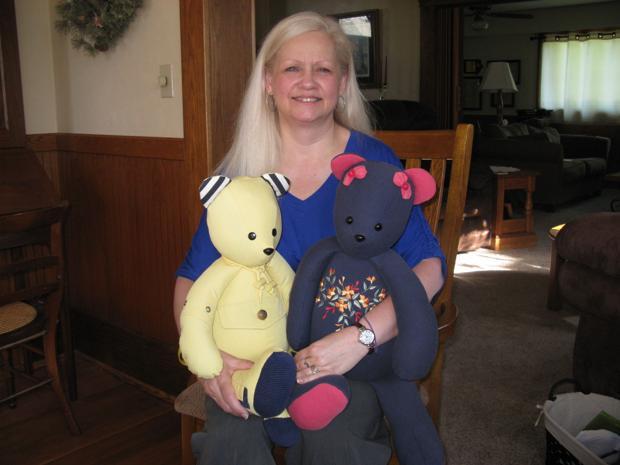 Hampton woman preserves memories with bear craft