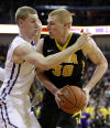 Hawkeyes host nemesis Northwestern