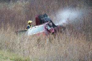 UPDATE WITH NAME: One injured in Highway 20 crash