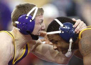 Photos: UNI Open wrestling