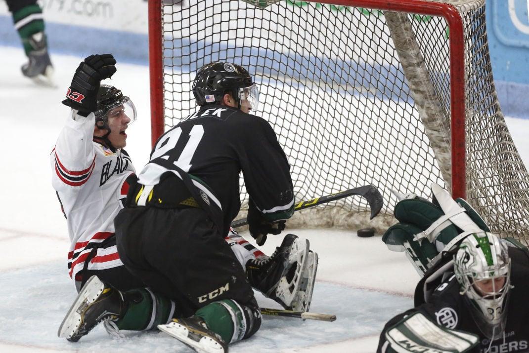 USHL: NHL Finally Taking Notice Of Black Hawks' Swaney