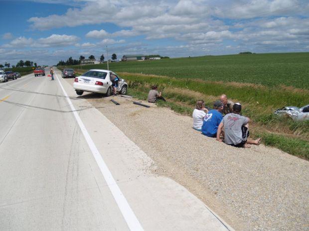 Car Accident In Grundy County Iowa