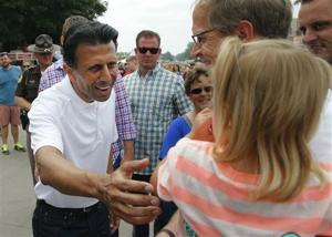 Photos: Candidates at the state fair