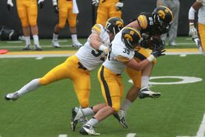 Hawkeye defense playing with chip on its shoulder