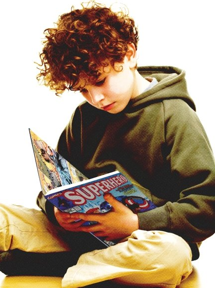 Comic Books Unlikely Heroes For Reluctant Readers