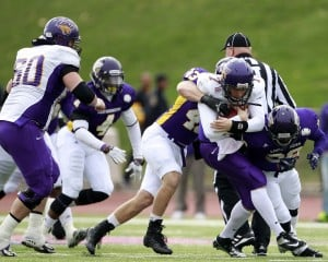 UPDATE: Panthers hammer Leathernecks, 40-0