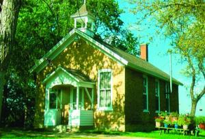 One-room school houses in Dodge County researched
