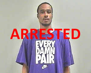 Arrested: Police seeking Quinard M. Jackson