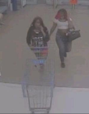 Theft of more than $1,900 worth of products