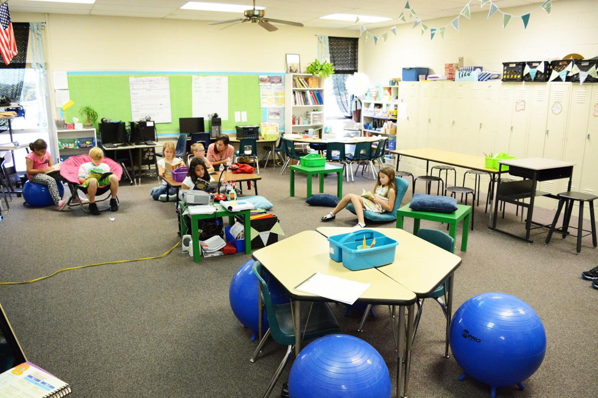 Innovative Elementary Classroom : Staying on the ball news weatherforddemocrat