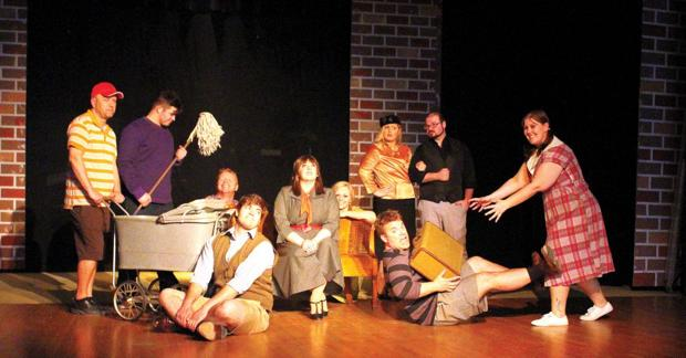 'Blood Brothers' closes this weekend