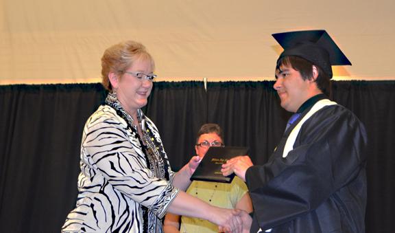 Williston High School Class Of 2013 Graduation