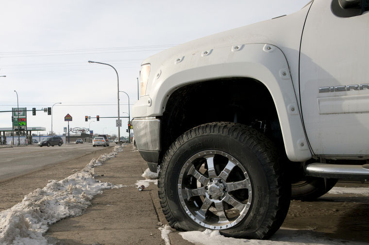 17 000 In Tires Slashed At Dealership Local News
