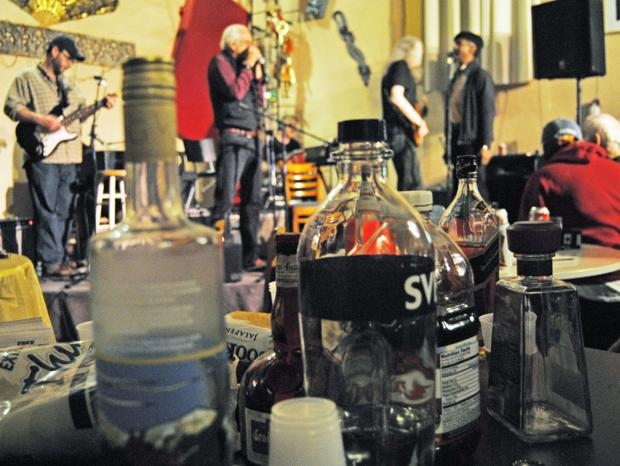 Alcohol still king of pain in Williams County