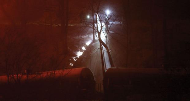 W. Va. derailment renews responder need