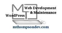 Michelle Thompson, Web Developer
